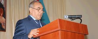 министр Азербайждана