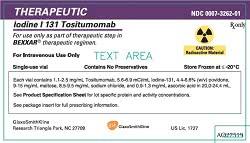 Iodine 131 Tositumomab Bexxar