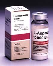Asparaginase, Аспарагиназа