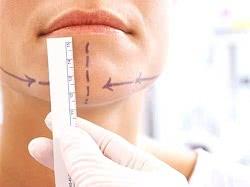 замеры перед челюстно-лицевой хирургией