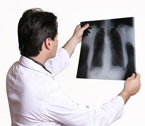 осмотр рентгеновского снимка