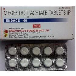 Megestrol acetate Megace