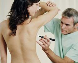 отметки при реконструкции груди